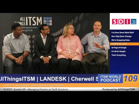ITSM Global Podcast
