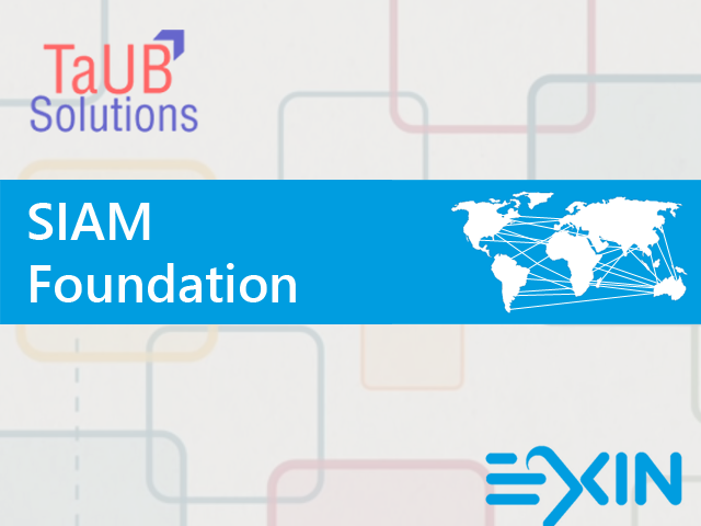 SIAM Foundation Training in India