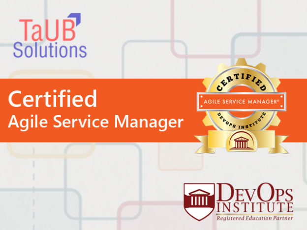Certified Agile Service Manager Training in India