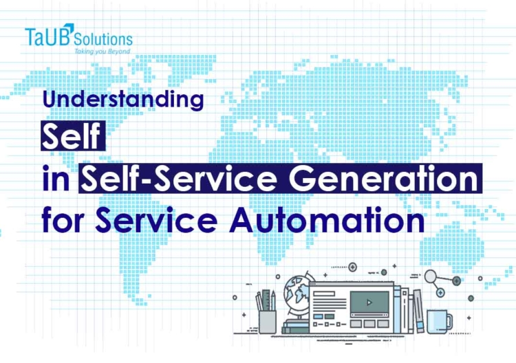 Self in Self-Service Generation 2